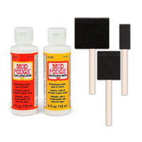 Mod Podge Waterbase Sealer, Glue and Finish