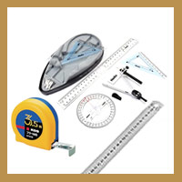 Rulers & Drafting Compasses