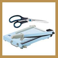Scissors, Cutters & Paper Trimmer
