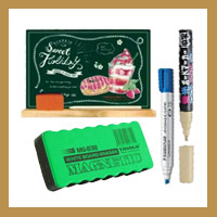 Writing Boards & Markers
