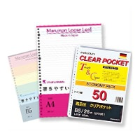 Loose Leaf & Report Pads