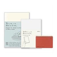 Midori Notebooks & Memopads