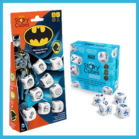 Story Cubes & Books