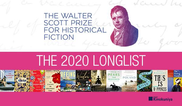 600x350 webstore walter scott prize for historical fiction 2020 longlist 1