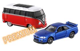 Tomica Premium