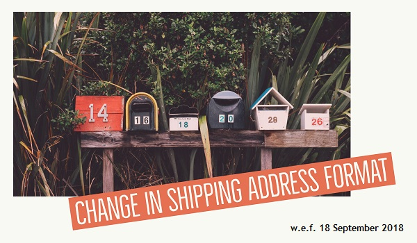 Shipping Address