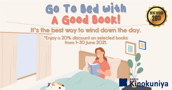 Go to bed with a good book 600x315