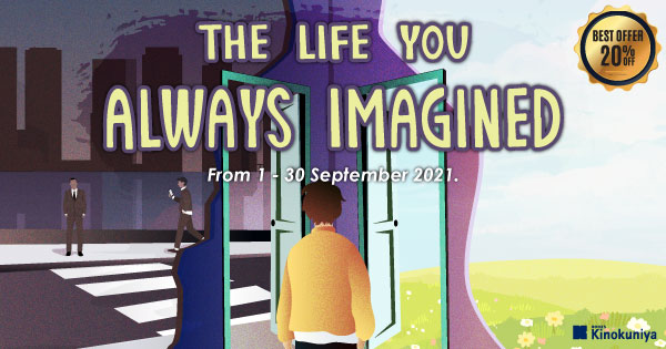 The life you always imagined600x315